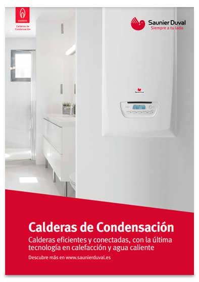 folleto caldera saunier duval thema condens 25