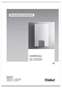 manual usuario calentador vaillant turbomag plus 125/1-5