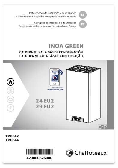 manual caldera chaffoteaux inoa green 29 eu