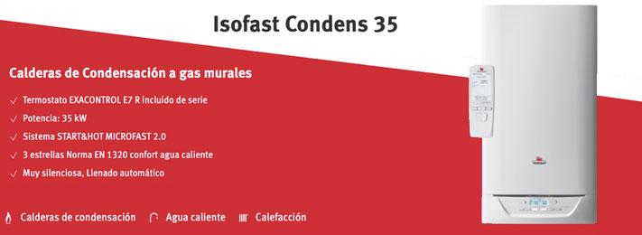 caldera saunier duval isofast condens 35 imagen banner