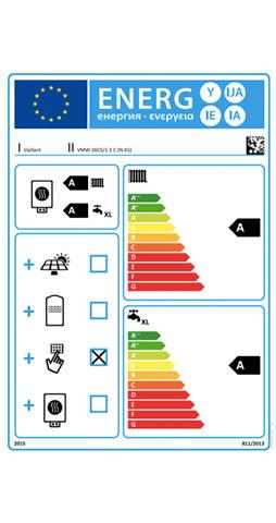 etiqueta de eficiencia energetica caldera vaillant ecotec plus vmw 26 cs/1-5 c sensohome