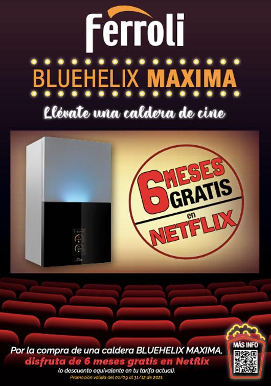 ferroli bluehelix maxima llevate una caldera de cine